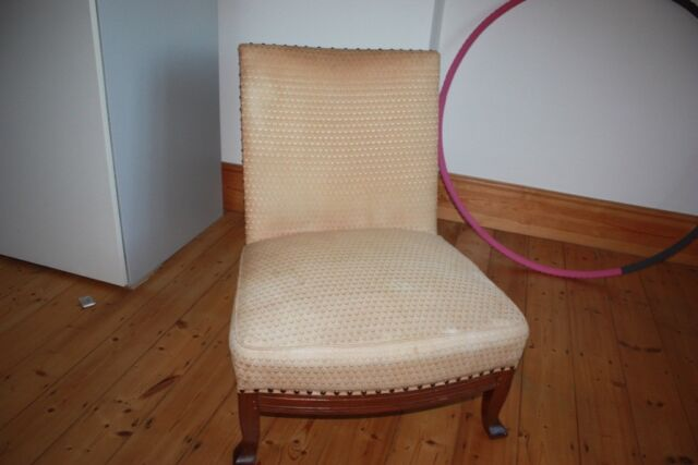 the latest e1eb2 1abfa High back low seat Nursing chair Antique | in Enfield, London | Gumtree