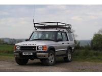 Land Rover discover 2 td5 7 seats auto