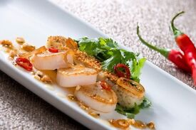 SOUS CHEF required for very well established 100 seat fine dining restaurant in South Wales.