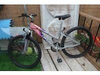 Ladies Falco Aluminium Frame mountain bike