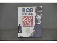 Bob Dylan - Don't Look Back DVD Boxset