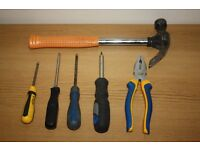 HAND TOOLS VARIOUS