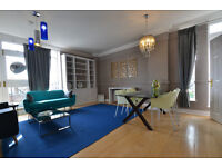 Stunning two bedroom flat in luxurious development in Chiswick!