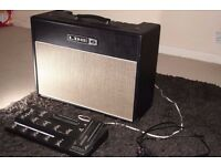 Line 6 Flextone XL Ver III 2 x 12 Stereo Combo Amp