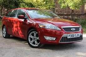 FORD MONDEO 2.0 TDCI TITANUIM 5DR ESTATE