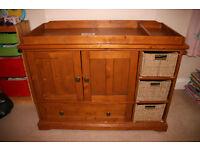 Mamas & Papas Longhouse Dresser/Changer