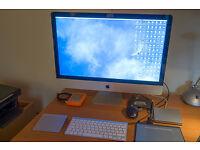 """Apple iMac A1419 27"""" Desktop (Late 2012 )- Customised"""