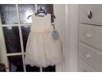 Cinderella Girls 2-3 years Dress Ivory colour Wedding/Bridesmaid/Party/Prom