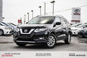 2018 Nissan Rogue SV AWD*CAM REC*BANCS CHAUF*CRUISE*MAGS