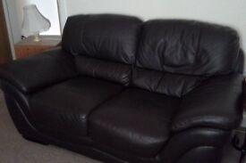 Armchair & 2 seater sofa