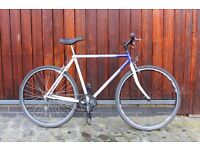 Fixed Single Speed Wheel Fixie Bike city centre Viewforth area