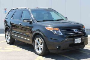 2014 Ford EXPLORER 4WD LIMITED