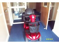 Invacare Leo mobility scooter excellent used condition £700 ono