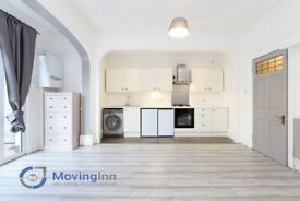 Brand New large garden studio flat with parking in South Croydon. Furnished or Unfurnished.