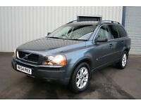 Nice Volvo xc90 AWD D5 Semi Auto Estate in Grey with all the toys you would expect.