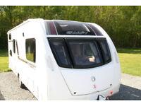 Swift Challenger 586 Sport Caravan