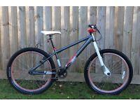 "26"" X Rated MESH Dirt jump bike"