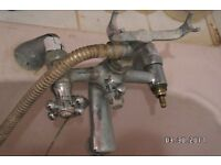 WANTED TRADITIONAL OR VICTORIAN TYPE BATH MIXER TAP UNIT