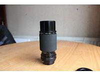 Komuranon lens 821-s 80-210mm f4.5 Olympus mount