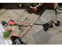 Honda Petrol Strimmer Brush cutter Four 4 Stroke Will Use Stihl Cord