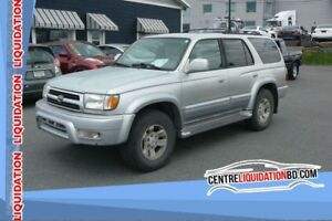 2000 Toyota 4Runner Limited  4X4