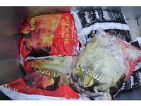 10 Kg bags of premium Household Coal