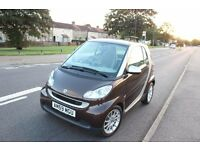 Smart ForTwo 1.0 (71) Passion MHD Highstyle Limited Edition Only 215 made!