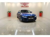 Audi A5 2.7 TDI S Line Special Edition Multitronic 2dr (blue) 2010