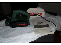 BOSCH 240V ELECTRIC PLANER