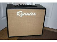 Egnater Tweaker 15w combo - all valve with Roqsolid cover