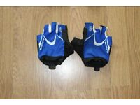 3 Pairs Gents Cycling Gloves plus skull cap