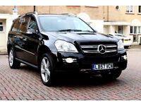 7 Seater -- 2007 MERCEDES GL420 -- Diesel -- Automatic -- Part Exchange Welcome --- Drives Good