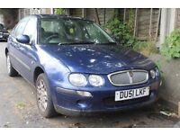 Rover 25 blue cheap read description