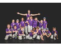 Children's Commercial Dance Classes in Bristol