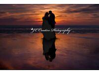 Experienced wedding photographer - JC Creative Photography
