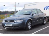 Audi A4 VERY GOOD CONDITION!!!LOW MILAGE!!!