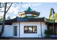 The Pagoda Grantown requires an experienced events coordinator - catering background/shifts £23,500