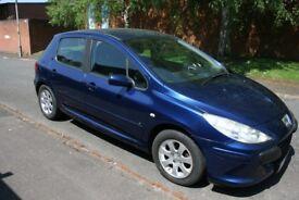 Peugeot 307 2006, 1.4 l, 5 Door, 5 Seat, Petrol