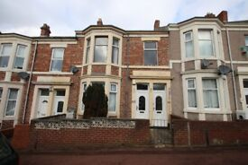 We bring to the rental market this three bedroom upper flat located on Inksip Terrace in Gateshead