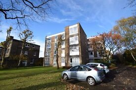 A two bedroom apartment with parking and communal gardens close to East Finchley Tube Station