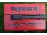 Sealey arc welder