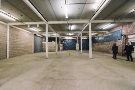 5000 Square Foot Light Industrial Warehouse Space in St. Philips w/ Roller Shutter Access