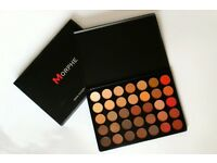 New MORPHE 35O/350 NATURE GLOW EYESHADOW PALETTE 35 COLOUR MAKE UP MAKEUP FREE POSTAGE