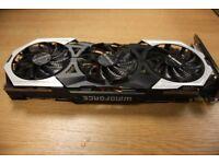 Gigabyte 980 TI G1 GAMING OC EDITION 6GB DDR5