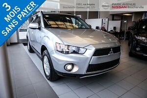 2012 Mitsubishi Outlander LS 4WD (6AT) *** Nouvel arrivage ***