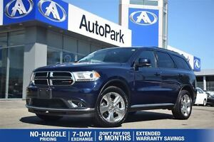 2015 Dodge Durango Limited/BLUETOOTH/HEATED SEATS/REVERSE CAM/NA