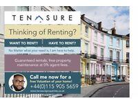 Free Property Management & Guaranteed Rent Scheme