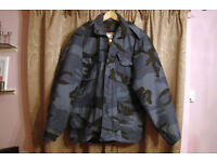 Over Dyed - BLUE URBAN Camo - M65 Field Jacket