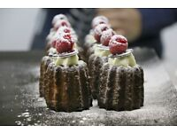 Assistant pastry chef needed