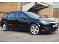 DIESEL VAUXHALL ASTRA ESTATE +LOW MILES & EXCELLENT HISTORY+